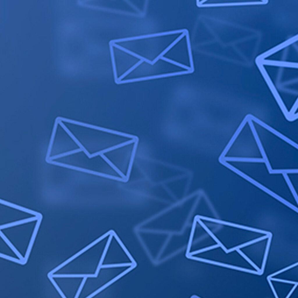 Modifica indirizzi di posta elettronica
